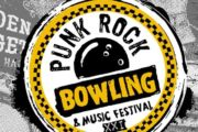 PUNK ROCK BOWLING: line up completa