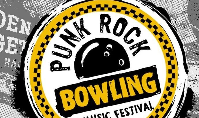 PUNK ROCK BOWLING: line up completa