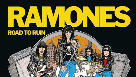 RAMONES: video inedito on-line
