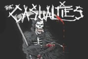 "THE CASUALTIES: ascoltate ""Written in Blood"""