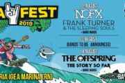BAY FEST 2019: aggiunti FRANK TURNER e STORY SO FAR
