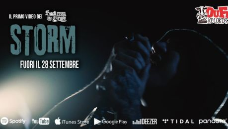 Storm, il primo EP dei Back From The Grave (by Alessandro Pentassuglia)
