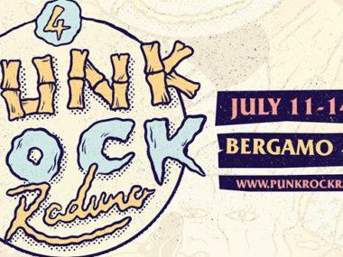PUNK ROCK RADUNO: ecco il dettaglio della tre giorni punk rock dell'estate