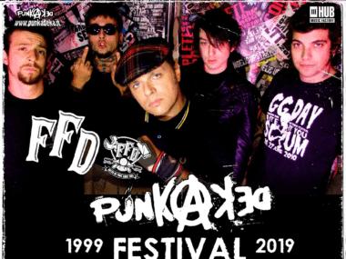 Anche gli FFD al Punkadeka Festival!