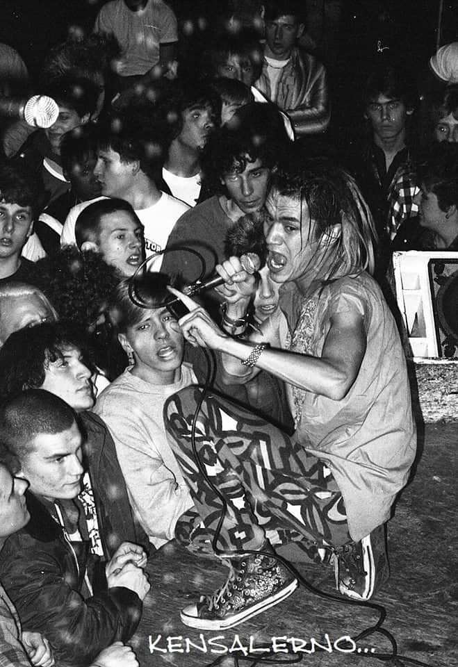 Mr. Chi Pig (SNFU) rest in peace