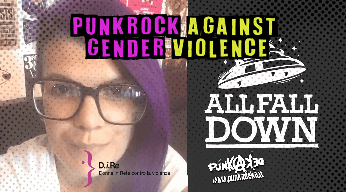 Punk Rock Against Gender Violence - All Fall Down