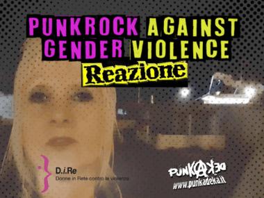 Punk Rock Against Gender Violence - Reazione