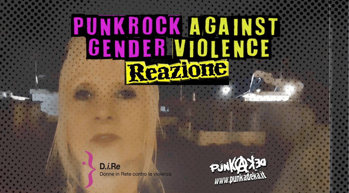 Punk Rock Against Gender Violence - Reazione