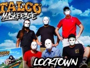 Descarrila: primo singolo per i Talco Maskerade!