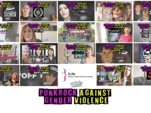 Punk Rock Against Gender Violence