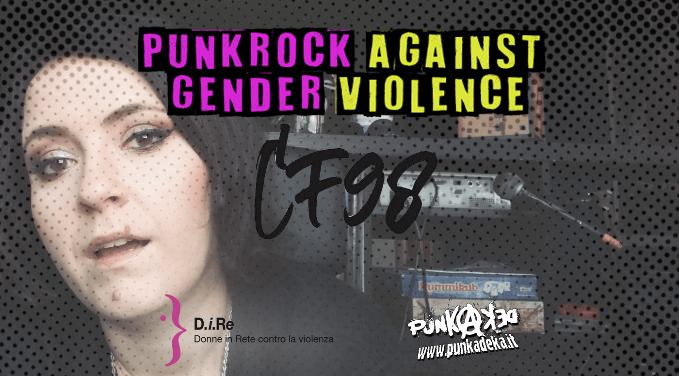 Punk Rock Against Gender Violence - CF98