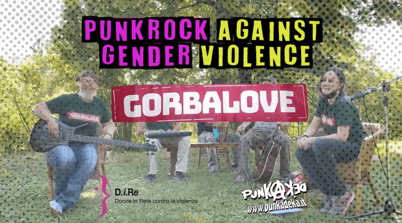 Punk Rock Against Gender Violence - Gorbalove