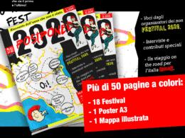 """""""2020 POSTPONED"""": il magazine che racconta l'Italia dei festival punk nell'anno della pandemia – PREORDER NOW!"""
