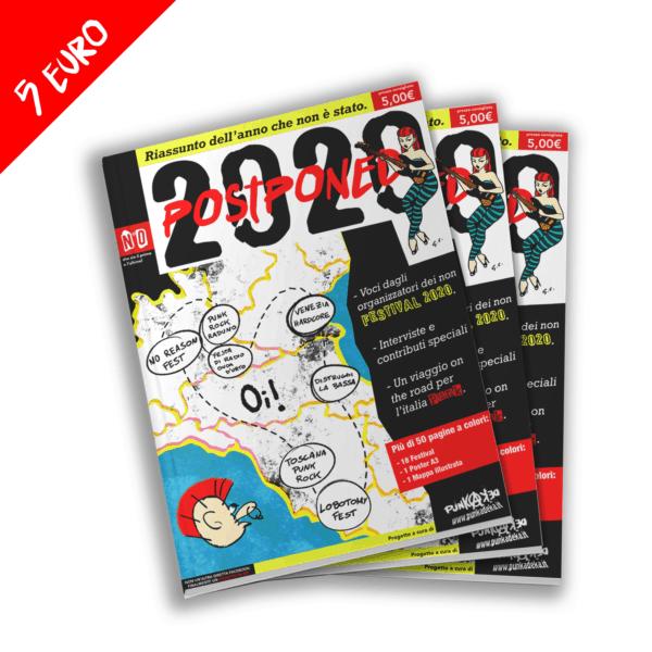 2020 Postponed Magazine