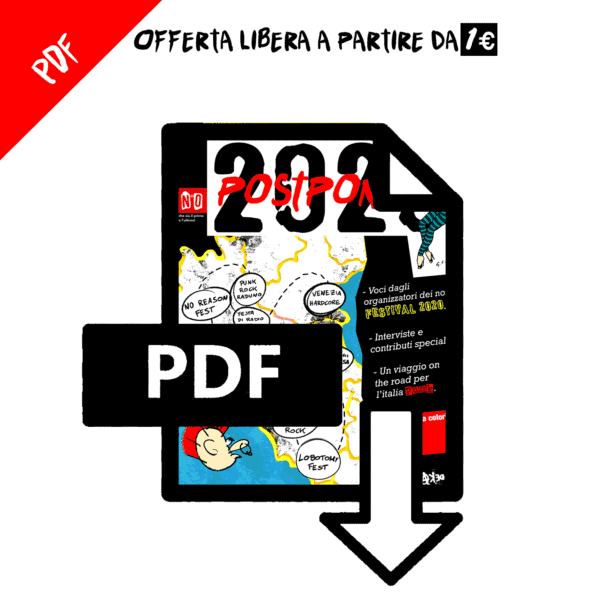2020 Postponed Magazine digitale