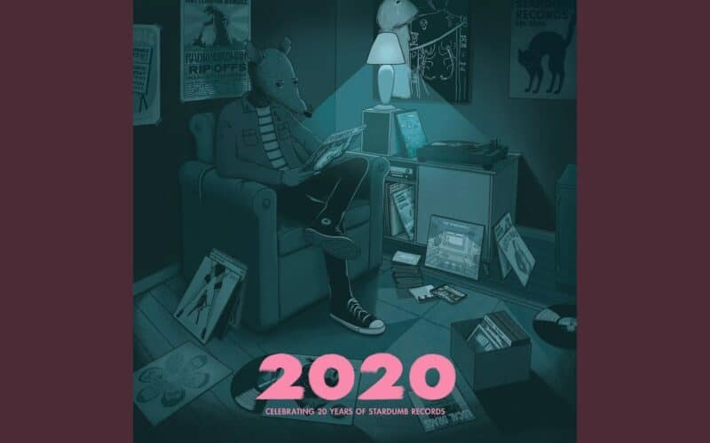 AA/VV: 2020 (CELEBRATING 20 YEARS OF STARDUMB RECORDS)