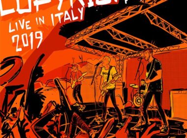 THE COPYRIGHTS: live album registrato al Punk Rock Raduno 4