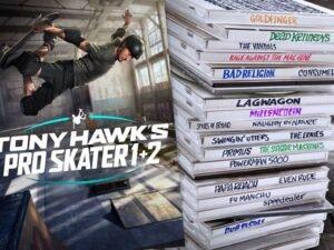 Tony Hawk's Pro Skater 1+2 Una storia di buona musica lunga 20 anni!