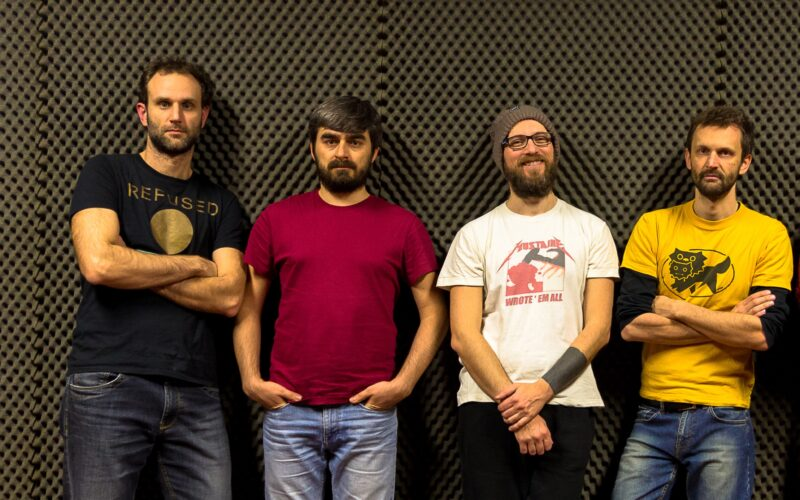 """Bordersville"", il melodic hardcore dei Soundeep"