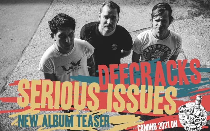 DEECRACKS: nuovo album nel 2021