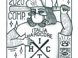 "In uscita la compilation ""Italia Hardcore 2020"""