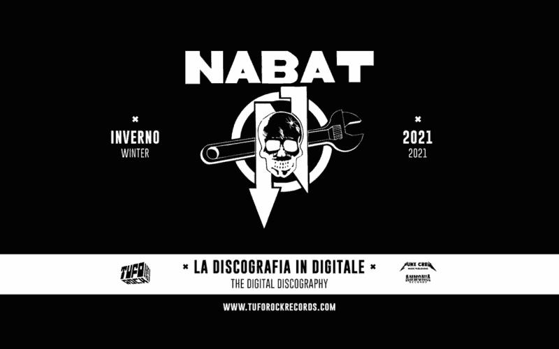 NABAT: disponibile da gennaio tutta la discografia in digitale