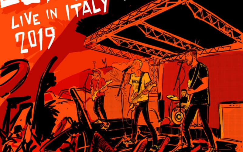 THE COPYRIGHTS: Live in Italy 2019
