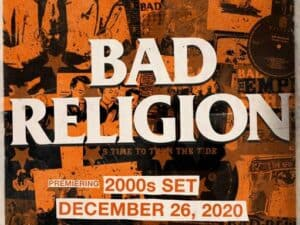 BAD RELIGION - The Decades: 00's