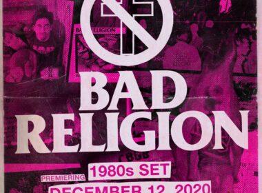 BAD RELIGION - The decades: 80s