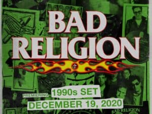 Bad Religion - The decades: 90s
