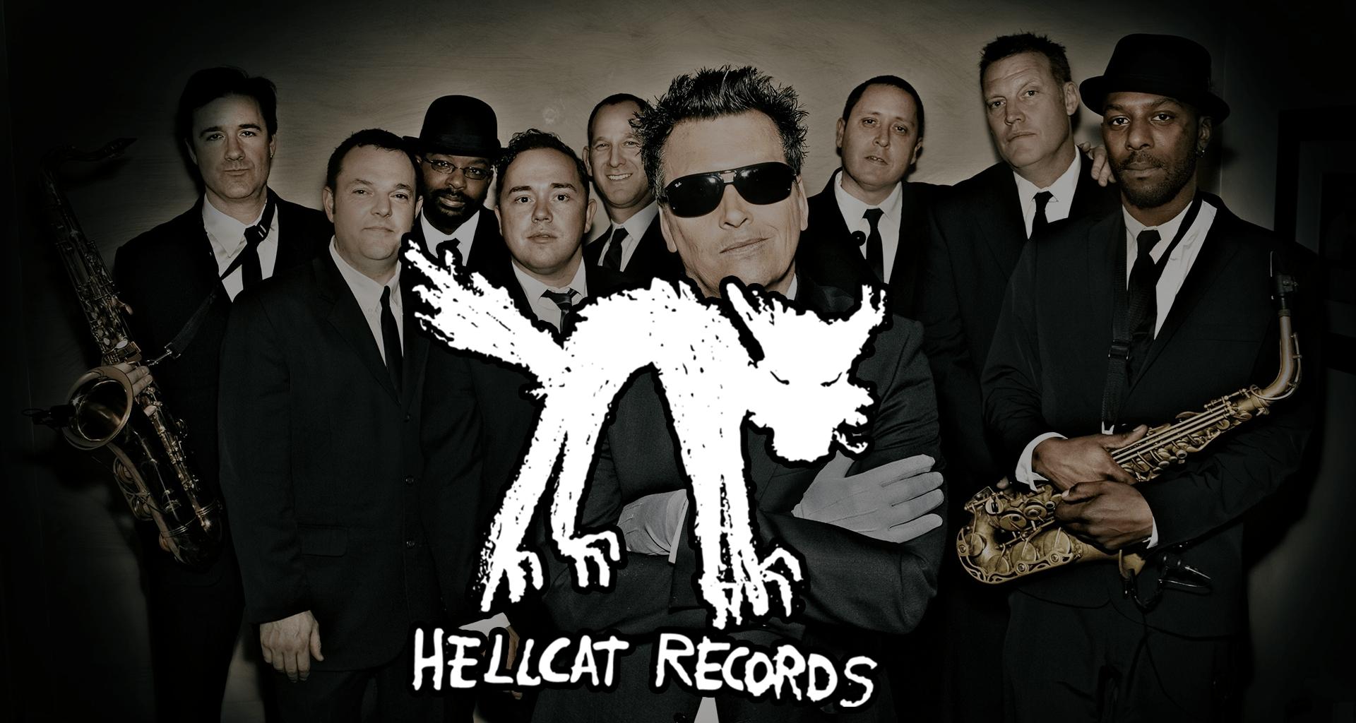 The Mighty Mighty BossToneS su Hellcat con Tim dei Rancid e Aimee degli Interrupters e molti altri...